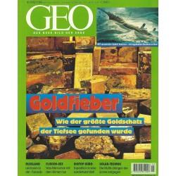 Geo Nr. 03 März von 1999