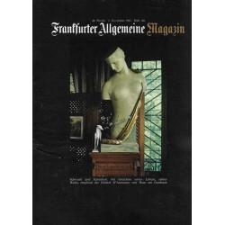 Frankfurter Allgemeine Heft 140 / Nov. 1982 - D Annunzio