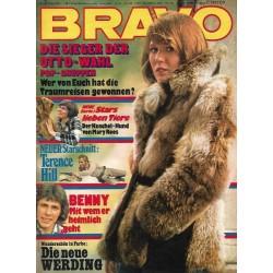 BRAVO Nr.3 / 9 Januar 1975 - Juliane Werding