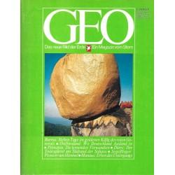 Geo Nr. 10 / Oktober 1978 - Burma