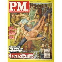 P.M. Ausgabe April 4/1992 - Kreuzigung