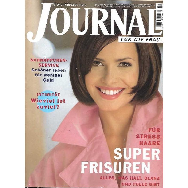 Journal Nr.5 / 21 Februar 1996 - Super Frisuren