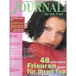 Journal Nr.5 / 18 Februar 1998 - 48 Frisuren für ihren Typ