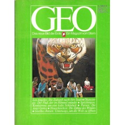 Geo Nr. 9 / September 1978 - Los Angeles