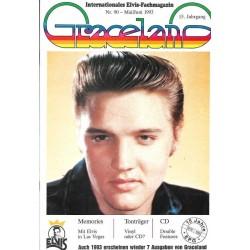 Graceland Nr.90 Mai/Juni 1993 - Memories