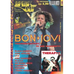 Breakout Nr.6 / Aug./Sep. 1996 - Bon Jovi