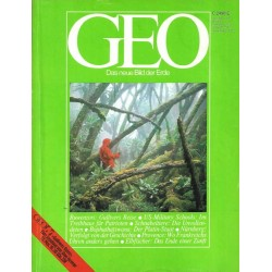 Geo Nr. 5 / Mai 1981 - Ruwenzori