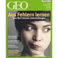 Geo Nr. 03 März von 2012