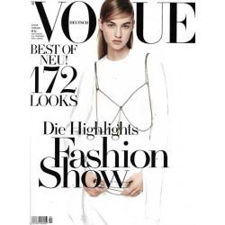 Vogue 2/Februar 2016 - Maartje Verhoef Fashion Show