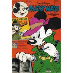 Micky Maus Nr. 13 / 22 März 1990 - Phantom Bilder Buch