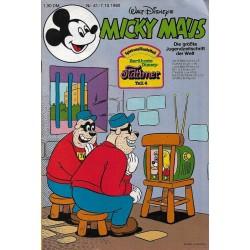 Micky Maus Nr.41 / 7 Oktober 1980 - Oldtimer Teil 4