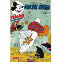 Micky Maus Nr.2 / 7 Januar 1988 - Moby Schnapp