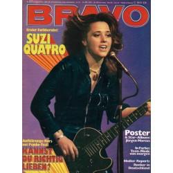 BRAVO Nr.33 / 9 August 1973 - Suzi Quatro