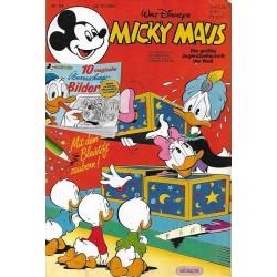 Micky Maus Nr.44 / 22 Oktober 1987 - Mit dem Bleistift zaubern