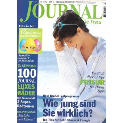 Journal Nr.7 / 19 März 1997 - Endlich die richtige Frisur