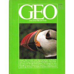 Geo Nr. 3 / März 1981 - Island