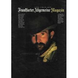 Frankfurter Allgemeine Heft 158 / März 1983 - Der Cowboy