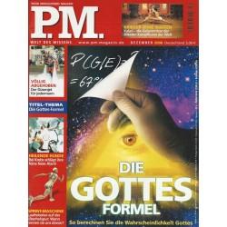 P.M. Ausgabe Dezember 12/2006 - Die Gottes Formel