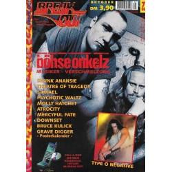 Breakout Nr.7 / Oktober 1996 - böhse onkelz