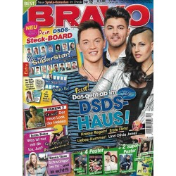 BRAVO Nr.12 / 13 März 2013 - DSDS Haus