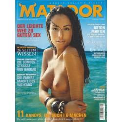 Matador Juni 2005 - Guzi