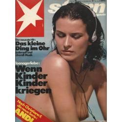 stern Heft Nr.39 / 18 September 1980 - Das kleine Ding im Ohr
