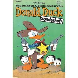 Donald Duck Sonderheft 66 von 1981 - Die tollsten Geschichten