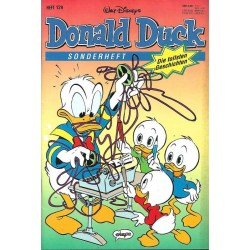 Donald Duck Sonderheft 129 von 1994 - Die tollsten Geschichten