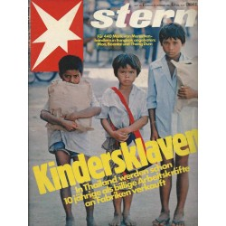 stern Heft Nr.2 / 31 Dezember 1980 - Kindersklaven