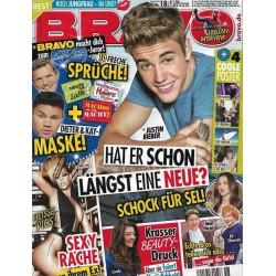 BRAVO Nr.18 / 23 April 2014 - Justin Bieber, Neue?