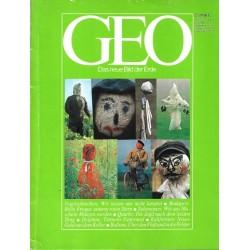 Geo Nr. 2 / Februar 1981 - Vogelscheuchen