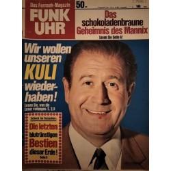 Funk-Uhr Nr. 18 / 2 bis 8 Mai 1970 - Hans-Joachim Kulenkampff