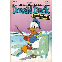 Donald Duck Sonderheft 65...
