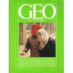 Geo Nr. 1 / Januar 1981 - Peking