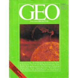 Geo Nr. 11 / November 1981 - Sonnenforschung