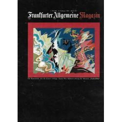 Frankfurter Allgemeine Heft 153 / Febr. 1983 - Zauberflöte