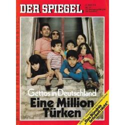 Der Spiegel Nr.31 / 20 Juli 1973 - Eine Million Türken