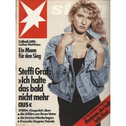 stern Heft Nr.27 / 28 Juni 1990 - Steffi Graf