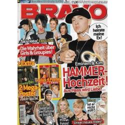 BRAVO Nr.3 / 11 Januar 2006 - Eminem & Kim
