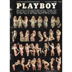 Playboy Nr.3 / März 1973 - Mercy Rooney