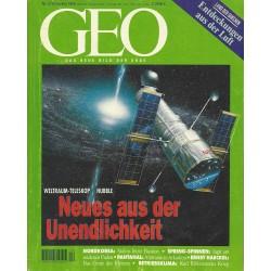Geo Nr. 12 Februar 1996