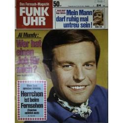 Funk-Uhr Nr. 24 / 13 bis 19 Juni 1970 - Al Mundy