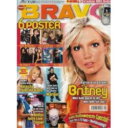 BRAVO Nr.44 / 23 Oktober 2002 - Britney Spears Karriere