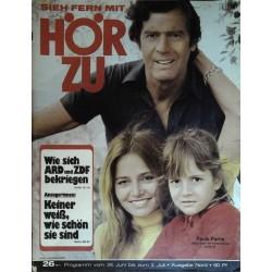 HÖRZU 26 / 26 Juni bis 2 Juli 1971 - Die Hubschmids