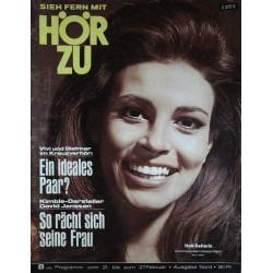 HÖRZU 8 / 21 bis 27 Februar 1970 - Raquel Welch
