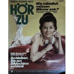 HÖRZU 6 / 6 bis 12 Februar 1971 - Rosemary Nicols