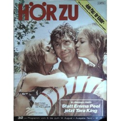 HÖRZU 32 / 8 bis 14 August 1970 - Rudi Carrell