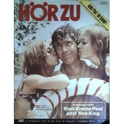 HÖRZU 32 / 8 bis 14 August 1970 - Rudi Carrell