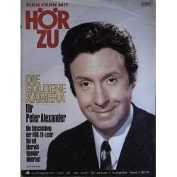 HÖRZU 4 / 24 bis 30 Januar 1970 - Peter Alexander