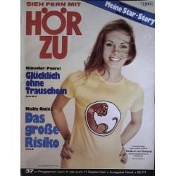 HÖRZU 37 / 11 bis 17 September 1971 - Heidrun von Goessel